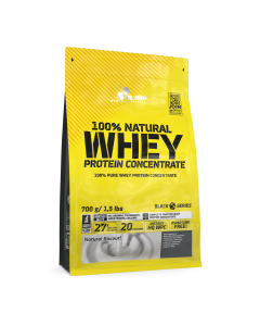 100% Natural Whey Protein Concentrate Naturalny 700g